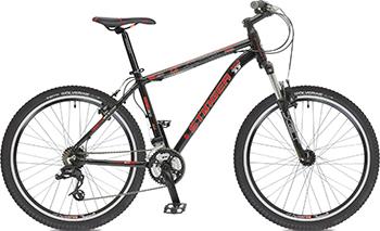 Велосипед Stinger 26'' Alpha 3.3 16'' красный 26 AHV.ALPHA3.16 RD6 велосипед challenger mission lux fs 26 черно красный 16