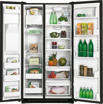 Холодильник Side by Side Iomabe ORE 24 CGHFBB черный холодильник side by side iomabe ore 24 cghfbb черный