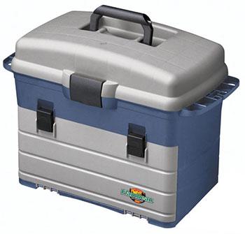 Ящик рыболовный пластиковый Flambeau 7020 ZR FRONT LOADER ZERUST рюкзак рыболовный с коробками flambeau ritual 50d back pack