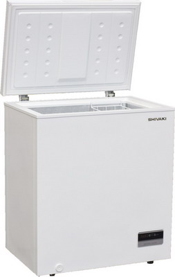 Морозильный ларь Shivaki CF-1501 DW морозильный шкаф shivaki sfr 185s