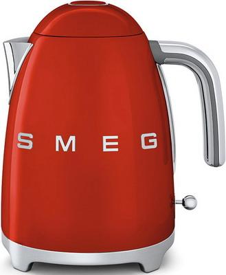 Чайник электрический Smeg KLF 03 RDEU красный smeg klf01xxcn pb электрическтй чайник синий
