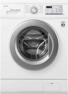 Стиральная машина LG FH 0H3ND1 стиральная машина lg fh 2h3wds4