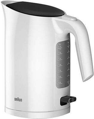цена на Чайник электрический BRAUN WK 3110 WH белый