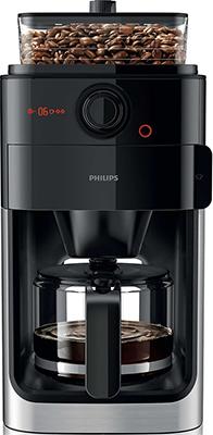 Кофемашина автоматическая Philips HD 7767/00 кофемашина philips hd 7457 черный