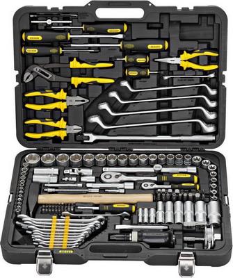 Набор инструментов разного назначения BERGER BG 131-1214 универсальный набор инструментов 45 предметов berger bg bg045 14