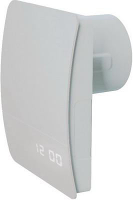 Вытяжной вентилятор BLAUBERG Cabrio 100 Design белый