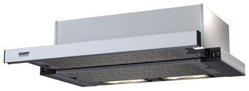 Встраиваемая вытяжка Krona Steel Kamilla 600 inox 2 мотора вытяжка krona kamilla 450 inox sensor