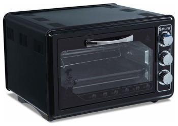 Электропечь SATURN ST-EC 1076 Black