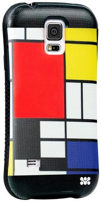 Чехол (клип-кейс) Promate Rubik-S5 жёлтая hd pet screen protector for samsung galaxy s5 transparent