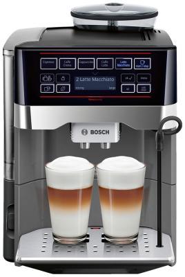 Кофемашина автоматическая Bosch TES-60523 RW кофемашина bosch tes 80721rw