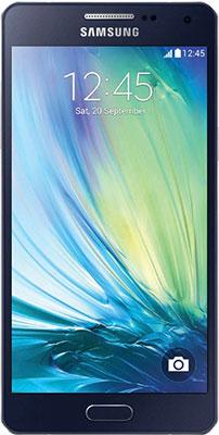 Мобильный телефон Samsung Galaxy A5 (2016) 16 Gb SM-A 510 F черный мобильный телефон samsung galaxy a5 2016 16 gb sm a 510 f розовый