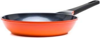 Сковорода Frybest ORCA-F 26 Orange сковорода frybest orange 26 см цвет оранжевый темное внутреннее покрытие orca f26k крышка в подарок