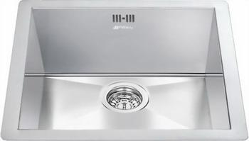 Кухонная мойка Smeg VQ 40 F-2 мойка vstr34 2 smeg