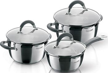Набор посуды Rondell 341 RDS Набор RONDELL ( 6пр ) Flamm rondell rds 729