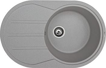Кухонная мойка Zigmund amp Shtain KREIS OV 770 D каменная соль кухонная мойка zigmund amp shtain kreis 480 каменная соль