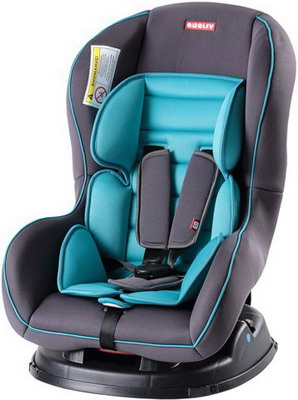 Автокресло Happy Baby Amalfy HB-383 GREY happy baby amalfy hb 383 black