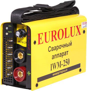 Сварочный аппарат Eurolux IWM 250 сварочный инвертор eurolux iwm 220