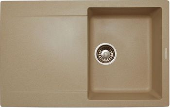 Кухонная мойка LAVA L.4 (DUNE светлый беж) цены онлайн