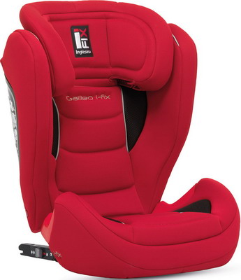 где купить  Автокресло Inglesina Galileo I-FIX AV 93 F0RED красное  дешево