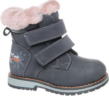 Ботинки Сказка R 329928045 р. 22 т.синие/NDB ботинки женские bottero цвет темно серый 6009702 3 размер 37