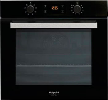 Встраиваемый электрический духовой шкаф Hotpoint-Ariston FA3 540 H BL HA hotpoint ariston hgf 9 8 ab x ha