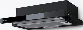 Встраиваемая вытяжка Lex HUBBLE G 600 BLACK встраиваемая вытяжка lex gs bloc 900
