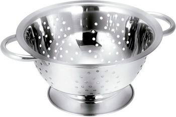 Дуршлаг Tescoma GrandCHEF 28 cм 428514 корзинка для сервировки tescoma grandchef цвет серебристый диаметр 8 cм
