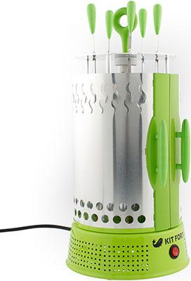 Электрошашлычница Kitfort КТ-1402 цена