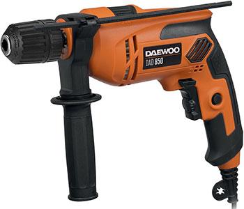где купить Дрель Daewoo Power Products DAD 850 дешево