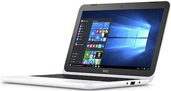 Ноутбук Dell Inspiron 3162-5113 белый ноутбук dell inspiron 7567 9330 2500 мгц 8 гб 1000 гб