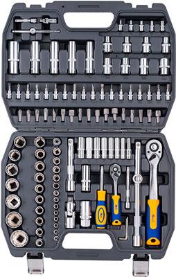 Набор инструментов разного назначения Kraft KT 700680 набор инструментов разного назначения kraft kt 703003 43 предмета