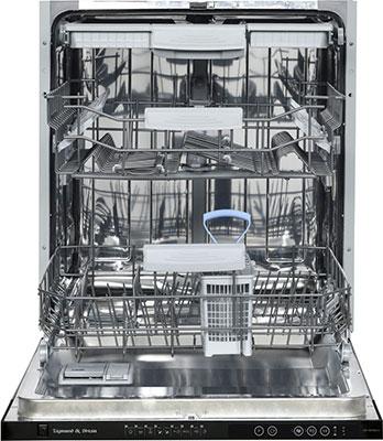 Полновстраиваемая посудомоечная машина Zigmund amp Shtain DW 169.6009 X цена