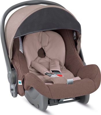 Автокресло Inglesina Huggy MULTIFIX группа 0 цвет ALPACA BEIGE AV 35 K6ACB автокресло inglesina inglesina автокресло huggy multifix total black