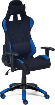 цена на Кресло Tetchair iGear ткань черный/синий
