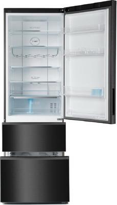 Многокамерный холодильник Haier A2F 737 CBXG холодильник haier bcd 225sfm 225