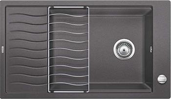 Кухонная мойка BLANCO ELON XL 8 S темная скала inFino 524861 blanco lexa 8 s темная скала