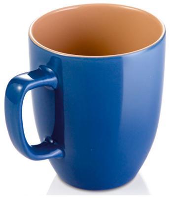 Кружка Tescoma CREMA SHINE синий 387192.30 декор ape ceramica arezzo varese mix crema 15 1x15 1