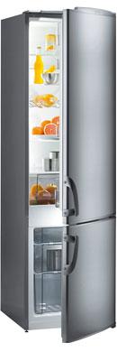 Двухкамерный холодильник Gorenje RK 41200 E двухкамерный холодильник позис rk 101 серебристый металлопласт