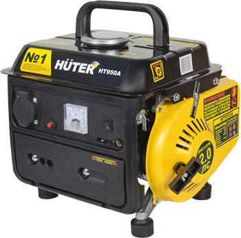 Электрический генератор и электростанция Huter HT 950 A дизельный генератор huter ldg3600cle