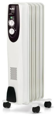 Масляный обогреватель Ballu Classic BOH/CL-05 WR(N) 1000 радиатор масляный ballu boh md 09bbn