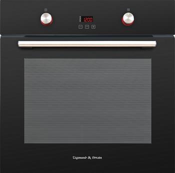 цены Встраиваемый электрический духовой шкаф Zigmund amp Shtain EN 282.722 B