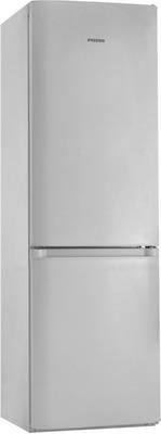 Двухкамерный холодильник Позис RK FNF-170 серебристый холодильник pozis rk 139 w