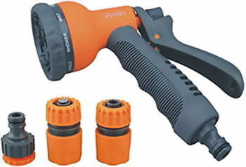 Набор пистолет для полива с комплектом соединителей BELAMOS YM 7502 цены онлайн