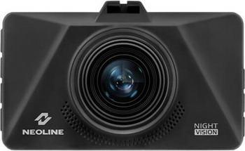 Автомобильный видеорегистратор Neoline Wide S 39 черный видеорегистратор neoline wide s39