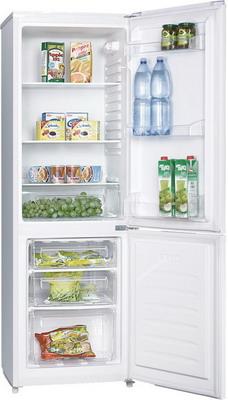 Двухкамерный холодильник Shivaki BMR-1701 W shivaki scf 210 w
