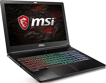 Ноутбук MSI GS 63 7RD-064 RU ноутбук msi gs43vr 7re 094ru phantom pro 9s7 14a332 094