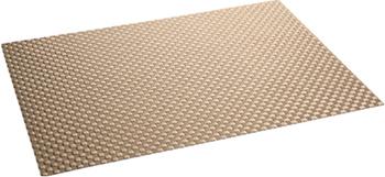 цена Салфетка сервировочная Tescoma FLAIR SHINE 45 x 32см золотой 662065 онлайн в 2017 году
