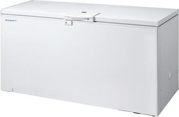 Морозильный ларь Kraft BD(W) 600 HL с LCD дисплеем на ручке (белый) морозильный ларь kraft bd w 335 blg с доп стеклом c lcd дисплеем белый
