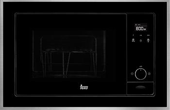 Встраиваемая микроволновая печь СВЧ Teka ML 820 BIS встраиваемая микроволновая печь свч midea ag 820 bju ss