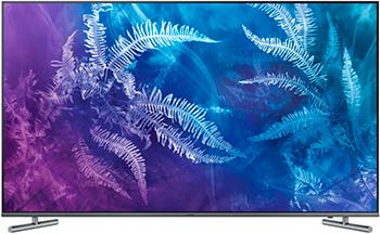 QLED телевизор Samsung QE-55 Q6FAMUXRU greys qe 005